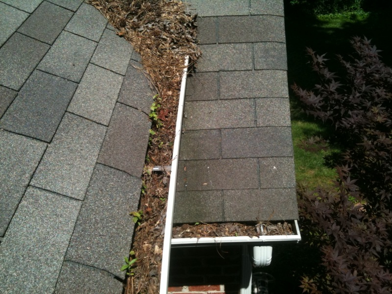 Gutter Cleaning In Apex Nc