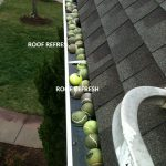 Gutter cleaning Wake Forest NC