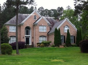 Roof Cleaning Roof Mold Removal Raleigh Cary Wake