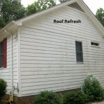 siding cleaning Raleigh Cary Wake Forest Apex NC