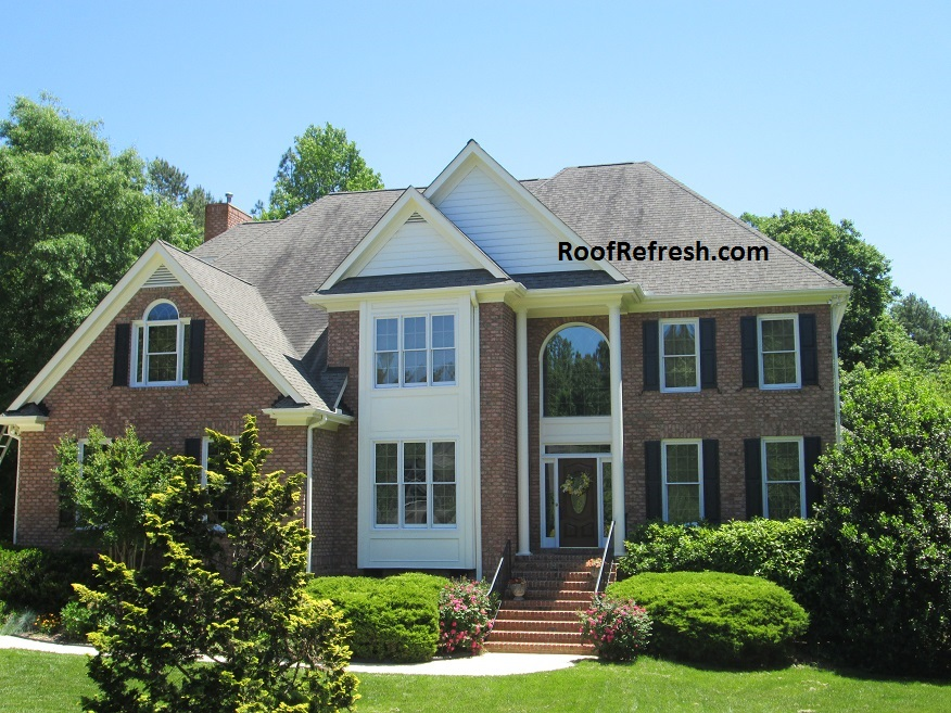 Roof Cleaning Apex NC