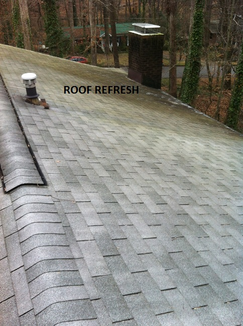 roof-cleaning-raleigh-cary-before