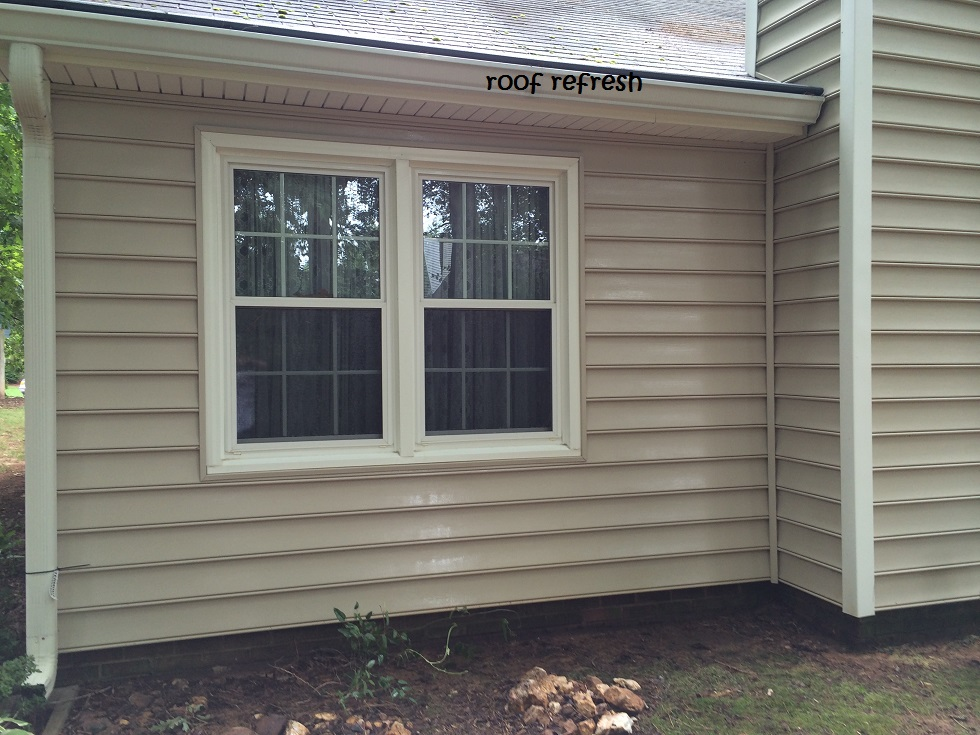 Siding Cleaning Raleigh nc
