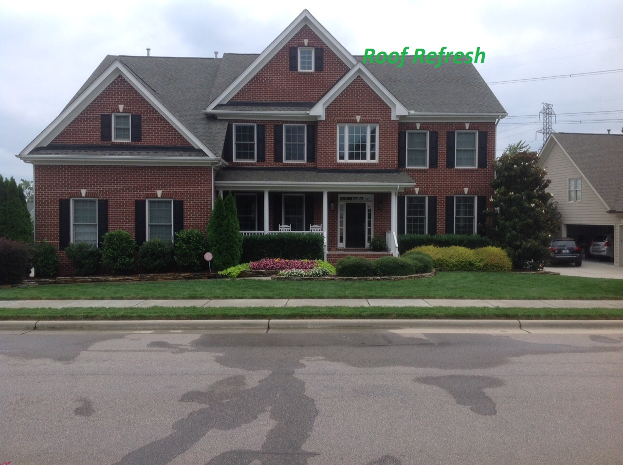 Roof shingles no more mold Roof Refresh – Mold On Roof Shingles